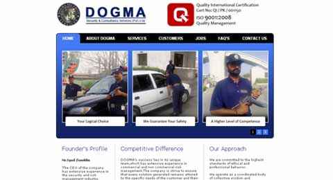 Dogma Security