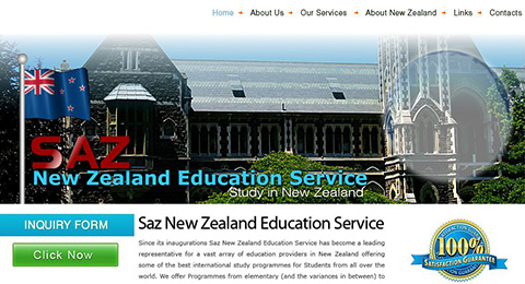 Saz New Zealand Education